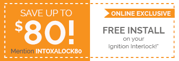 Intoxalock coupon for interlock installations in Nevada.