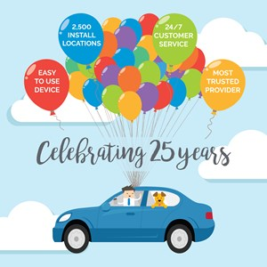 Celebrating 25 Years of Excellence at Intoxalock Ignition Interlock