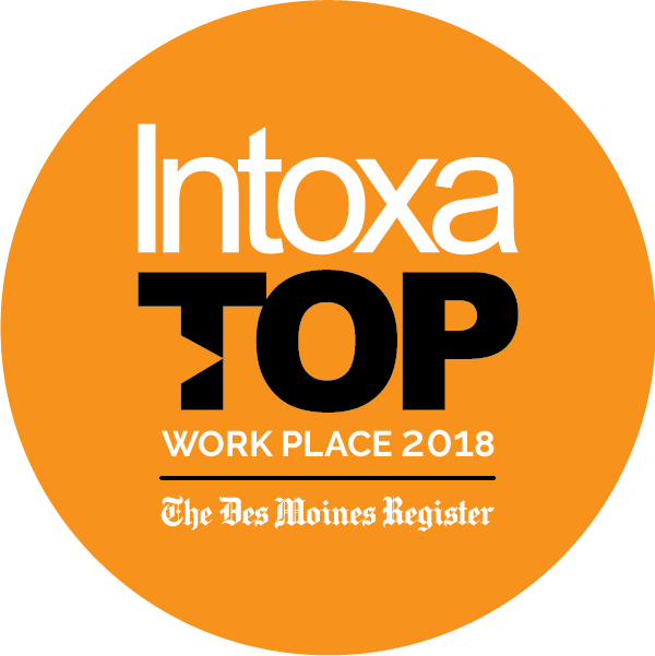 "Intoxalock Ignition Interlock named as a 2018 ""Best Place to Work"""
