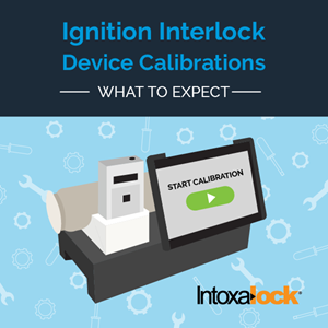 Calibrating your Intoxalock device