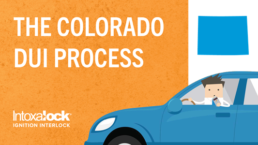 The DUI Process in Colorado