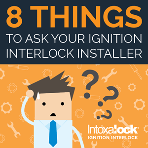 What to expect at your ignition interlock installation appointment