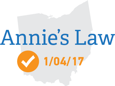 Annie's Law will help save lives in Ohio