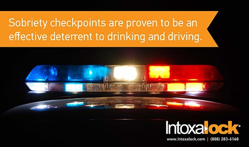 Sobriety checkpoints: A deterrent to driving while impaired?