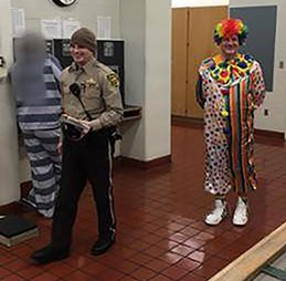 A DUI is no laughing matter, even for a clown