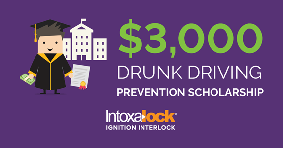 2019 Intoxalock Scholarship Winner