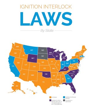 2019 Roadmap Review of State Laws Highlight Importance of Ignition Interlocks
