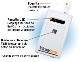 Intoxalock Ignition Interlock Device \u2013 Car Breathalyzer - 888-283